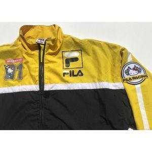 Fila X Sanrio Hello Kitty Racing Jacket